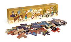 My tricycle puzzle de Londji