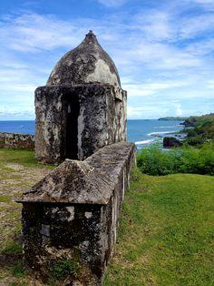 """""""Magellan's Landing"""", Guam, July 2012"""