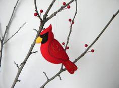 Hey, I found this really awesome Etsy listing at https://www.etsy.com/uk/listing/245758540/felt-cardinal-ornament-felt-christmas