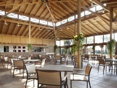Hotel Confortel Islantilla en Huelva | Terraza Restaurante del hotel islantilla