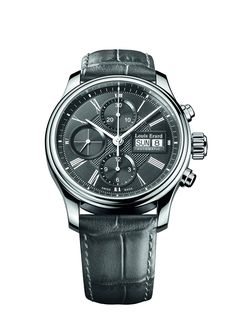 Amazon.com: Louis Erard Heritage Collection Swiss Automatic Silver Dial Men's Watch 78259AA23.BDC21: Watches