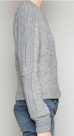 37c45be0041d05 Knitwear Fashion, Knit Fashion, Grandpa Sweater, Winter Sweater Outfits,  Knitting
