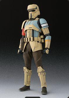 ToyzMag.com » SH.Figuarts Shoretrooper – Nouvelles images