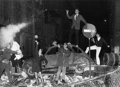 Paris, Mai 68. Fotograf Günter Zint - Die Bilder - Bild 6 - Bilderblog - Kultur - sueddeutsche.de
