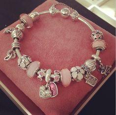 Valentine's day bracelet <3 how BEAUTIFUL