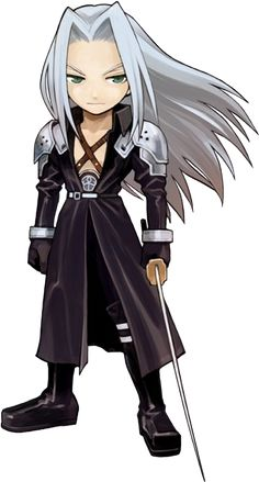 final fantasy 7 characters pictures | Claim a Chibi-Character for a Season! *New* - Forums - MyAnimeList.net