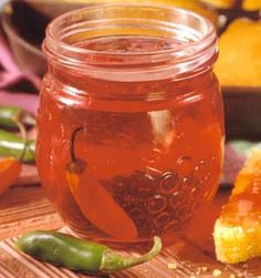 I'd like to make pepper jelly this year for hubby's Christmas gift.