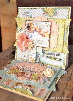Little Darlings Easel Card