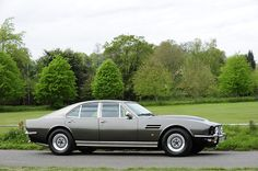 Aston Martin Lagonda - A proper 4 door Aston.
