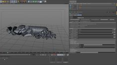 Houdini fracture asset - for on Vimeo