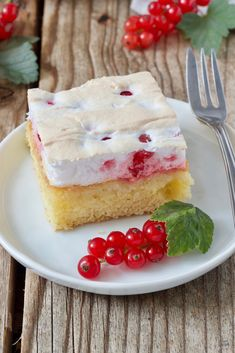 Bake your favorite treats with our many sweet recipes and baking ideas for desserts, cupcakes, breakfast and more at Cooking Channel. Sweet Recipes, Cake Recipes, Austrian Recipes, Best Food Ever, But First Coffee, World Recipes, Fabulous Foods, Something Sweet, Vanilla Cake