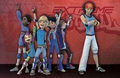 Extreme football - le nuove avventure - Cartoni Animati - Bambini e ragazzi - Guida TV Sorrisi e Canzoni