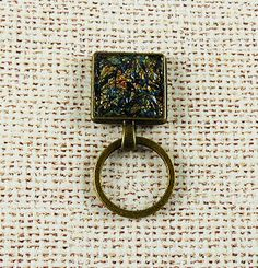 Magnetic ID Holder and Magnetic Eye Glass Holder  by SantaFeKiss