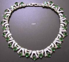 Boucher choker necklace