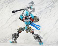 BIONICLE MOC :Skull Commander http://www.flickr.com/photos/herofactory_igu/22998607790/