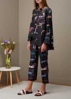 Minimal Fashion, Quirky Fashion, Pijamas Victoria Secrets, Style Chic Parisien, Robe Diy, Effortlessly Chic Outfits, Pijamas Women, Cute Pajama Sets, Parisian Chic Style