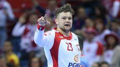 2016-01-17 Syprzak po meczu z Macedonią: Mogę tak grać do końca!