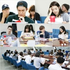 "UPCOMING new #kdrama ""The Heirs"" staring  - Lee Min-Ho-Park Shin-Hye- Kang Min-Hyuk- Kim Woo-Bin- Krystal of (Fx) Oct 9 13'"