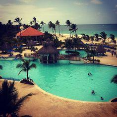 Unser erster Karibik-Aufenthalt