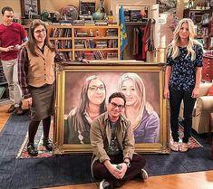 cast, the big bang theory, and tbbt image Big Bang Theory Series, The Big Theory, Big Bang Theory Funny, Tbbt, Big Beng, John Ross Bowie, Geeks, Johnny Galecki, Mayim Bialik