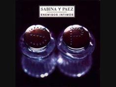Sabina y Fito Paez - Tengo una muñeca que regala besos.