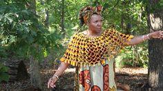Auntie Zya: How Anansi Got a Thin Waist