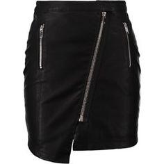 ONLY LINDA Spódnica mini black