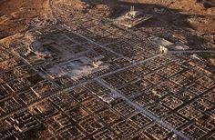 Timgdad, Algeria. Colonia romana fondata dall'imperatore Traiano nell'anno 100.