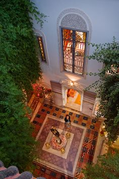 Authentic Moroccan Riad Marrakech, Dar Eliane | Flickr - Photo Sharing!