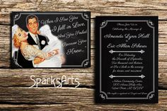 Hey, I found this really awesome Etsy listing at https://www.etsy.com/listing/182738088/custom-wedding-invitation-changeable