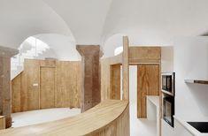APARTMENT TIBBAUT - raul sanchez architects
