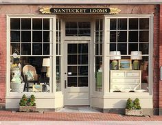Nantucket Looms, 51 Main Street, Nantucket, Massachusetts 02554