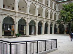 The Spanish Riding School in Vienna, Austria