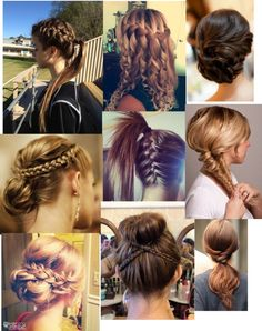 """""""Hairstyles"""" by ris123457-1 ❤ liked on Polyvore"""