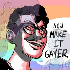 All hail Rebecca Sugar and her gay shit