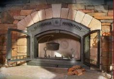 Wood Fireplaces Wood Burning  High Efficiency Fireplaces:   Napoleon