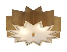 Odette Flush Mount from Circa Lighting...Love for Lola's room, resembles the stars in Tangled!  (Rapunzel)