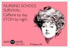 15 Funniest Nursing Quotes About Life in Nursing School #Nursebuff #Nursingschool #Humor