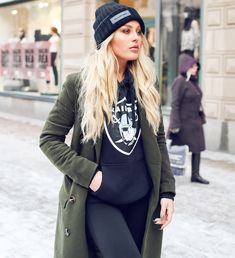 Angelica Blick wearing The Classy Issue Hattheclassyshop.com