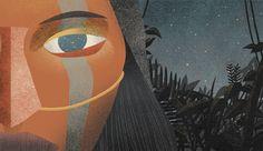 El fruto del Premio Internacional de Ilustración Feria de Bolonia-Fundación SM (2016) concedido a Juan Palomino ha madurado en 'Antes del primer día', relato mitológico maya que narra la creación del mundo.