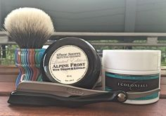 Shaving, Frost, Close Shave