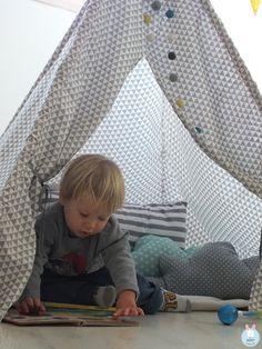אדיר 19 Best DIY teepee tent // איך להכין אוהל טיפי לחדר הילדים images SK-42