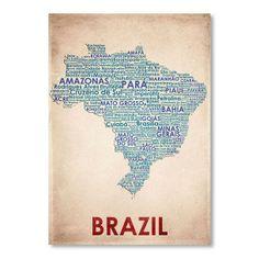 Brazil...