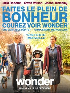 Wonder poster, t-shirt, mouse pad Best Movies To See, New Movies, Good Movies, Movies And Tv Shows, Beau Film, Film 2017, Cinema Film, Owen Wilson, Libros