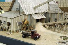 model railroad sawmills | in Hartford | Model Railroad Hobbyist magazine | Having fun with model ...