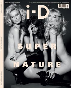 i-D Magazine - i-D Winter 2009 Cover