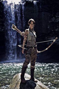 Tomb Raider 2013 - The Lady Nerd
