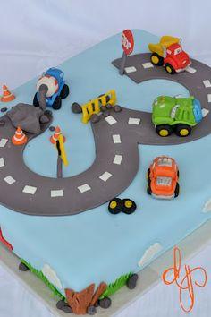 Chuck cake!