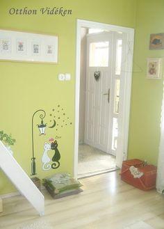 Otthon vidéken: Romantikus fehér otthon Vértesszőlősön - Lakásriport