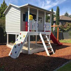 Aarons Cubbies & Cubby Houses - Aarons Outdoor Living